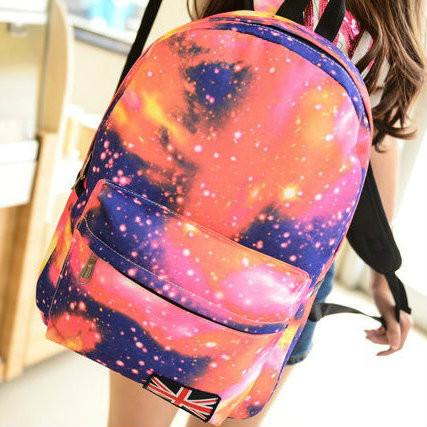 рюкзак галактика
