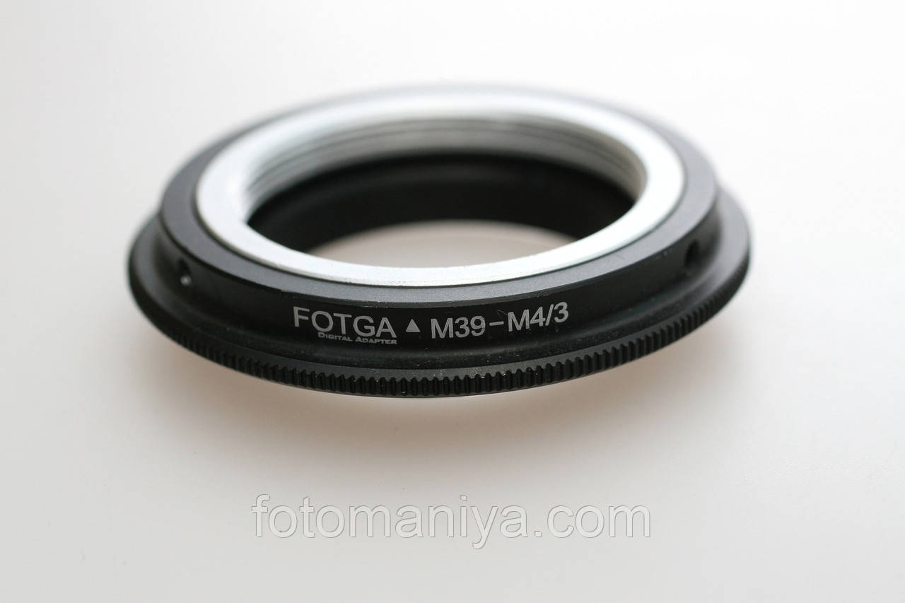Перехідне Кільце FOTGA Leica M39 - Micro 4 3