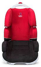 Автокрісло Eternal Shield Smart Armor 15-36 кг (ES06-S04-001) червоно-чорний, фото 2