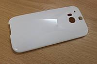 Силиконовый чехол HTC One M8