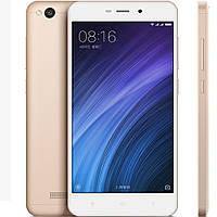 """Смартфон Xiaomi Redmi 4A GOLD (""""5, памяти 2/16ГБ, акб емкость 3125 мАч)"""