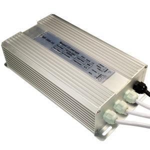 Блок живлення 200W для світлодіодної стрічки DC12 16А WP герметичний, алюмінієвий