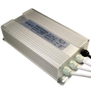 Блок питания 200W для светодиодной ленты DC12 16А WP герметичный, алюминиевый, фото 2