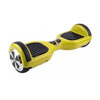Гироскутер, гироборд, гироцикл, мини сигвей желтый
