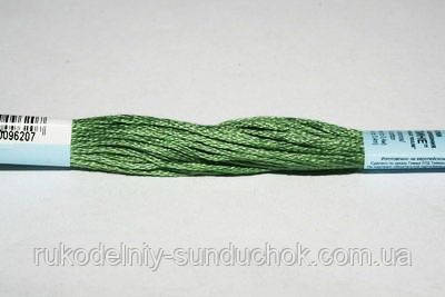 Мулине Гамма (Gamma) 3151 зеленый