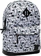 Оригинальный легкий повседневный рюкзак 17 л. Bagland Молодежный, 005336640-f (Лица)