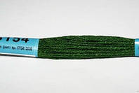 Мулине Гамма (Gamma) 3154 зеленый хаки
