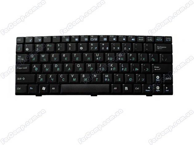 Клавиатура для ноутбука ASUS EeePC 904, 905, 1000, 1002, S101, фото 2