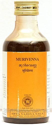 Муривенна масло, Murivenna oil kottakkal, 200 мл