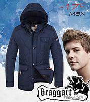 Подростковая куртка мужская зимняя
