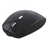 Мышь Esperanza EM121K Black Wireless OPTiC, USB, 1 Wheel, 1600cpi