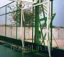 Ворота для мини футбола и гандбола вертикально-подъемные