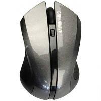 Мышь GreenWave Fiumicino, Black-Grey USB, wireless