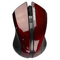 Мышь GreenWave Fiumicino, Black-Red USB, wireless