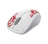 Мышь Rapoo 3100p wireless, White