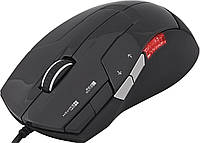 Мышь Zalman ZM-M300 черная, 2500 dpi, USB, 6 х кнопок