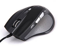 Мышь Zalman ZM-M400 Black, 1600 dpi, 7х кнопок