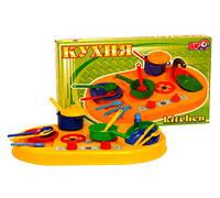 Кухня 1- іграшка пластмас, в кор. 51*31*8см, ТМ Технок, Україна (4шт)