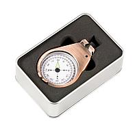 Жидкостный компас брелок в металлическом корпусе TSC-91