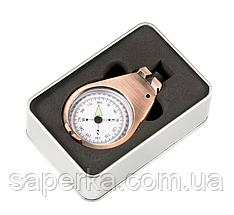 Рідинний компас брелок в металевому корпусі TSC-91
