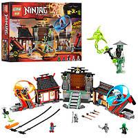 Конструктор Ninjago Lepin 06033 723 дет
