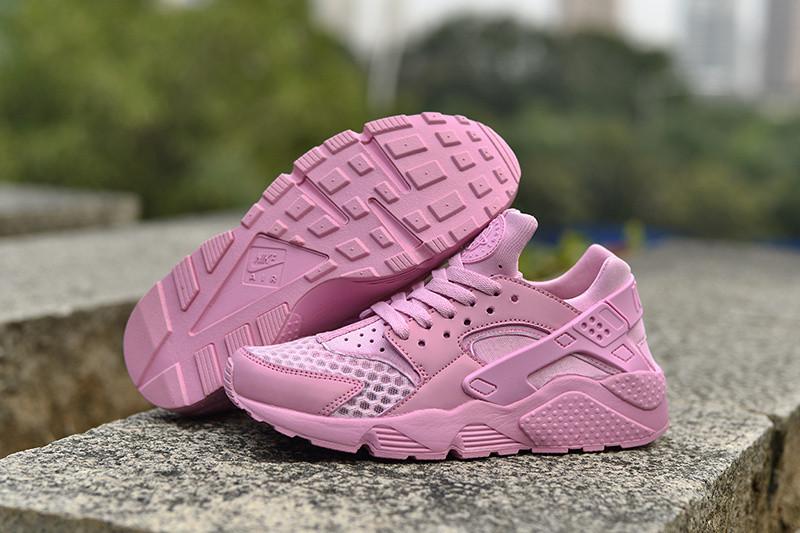 "Кроссовки Nike Huarache ""All Pink"""