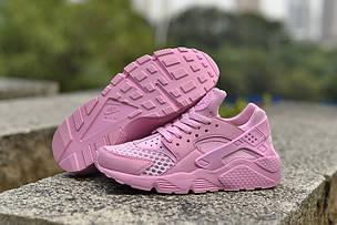 """Кроссовки Nike Huarache """"All Pink"""", фото 2"""