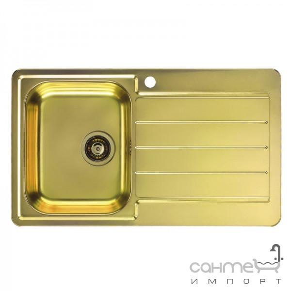 Кухонные мойки Alveus Мойка нержавеющая Alveus Monarch Collection Line 20 (золотая) 1068988 UA