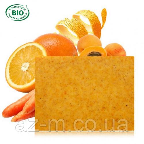 Мыло растительное Фруктовый витамин (Bonne Mine) BIO, 100 г