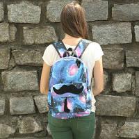 Молодежный рюкзак Космос с усами