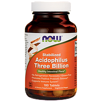 Пробиотики Now Foods, Acidophilus  180 таблеток