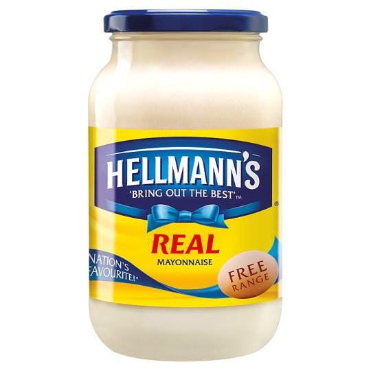 Майонез Hellmanns Maionese сливочный, 500 гр.