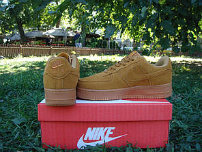 """Кроссовки Nike Air Force 1 Low """"All Brown"""", фото 2"""