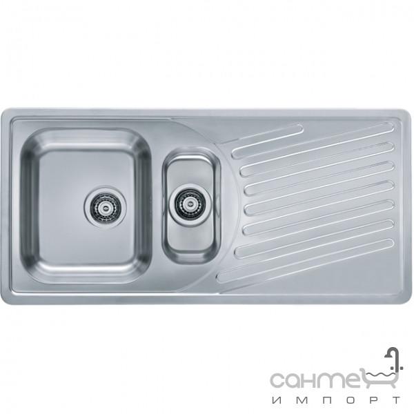 Кухонные мойки Alveus Мойка нержавеющая Alveus Elegant 100 (полированная) 1009111 SAT