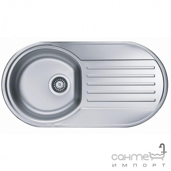 Кухонные мойки Alveus Мойка нержавеющая Alveus Form 40 (матовая) 1060001 SAT