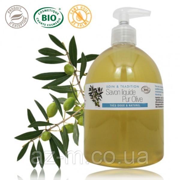 Жидкое мыло Оливковое (Olive) BIO