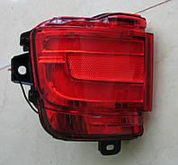 Toyota Land Cruiser 200 фонари задние противотуманные 2016+