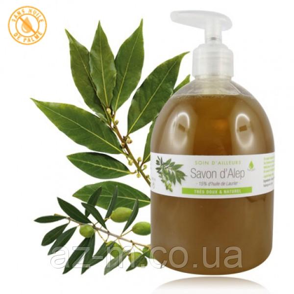 Жидкое мыло Лавр оливковый (d'Alep liquide ECO)