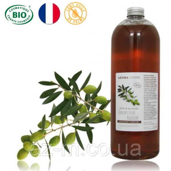 Жидкое мыло Оливковое Люкс (Savon noir liquide) BIO, 1 л