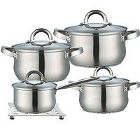 Набор посуды Maestro MR 2021, 9 предметов