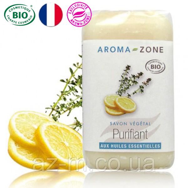 Мыло растительное Антисептическое (Purifiant) BIO, 100 г