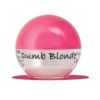 TIGI Bed Head Dumb Blonde Smoothing Stuff - для розгладження пошкодженого волосся