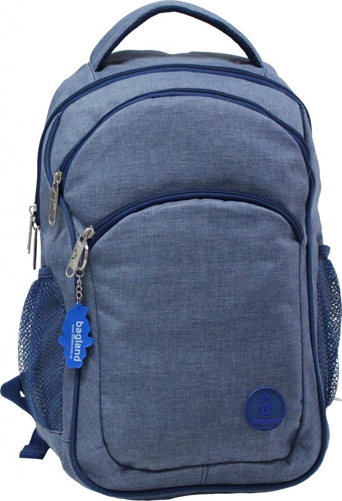 Многофункциональный рюкзак Лик Меланж, 0055769-b Синий 19 л