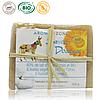 Мыло растительное Нежность с 40% ослиного молока (d'ânesse Douceur) BIO, 100 г