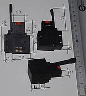 Кнопка на дрель БУЭ 3,5 А с реверсом / FA 2-6 / BEK