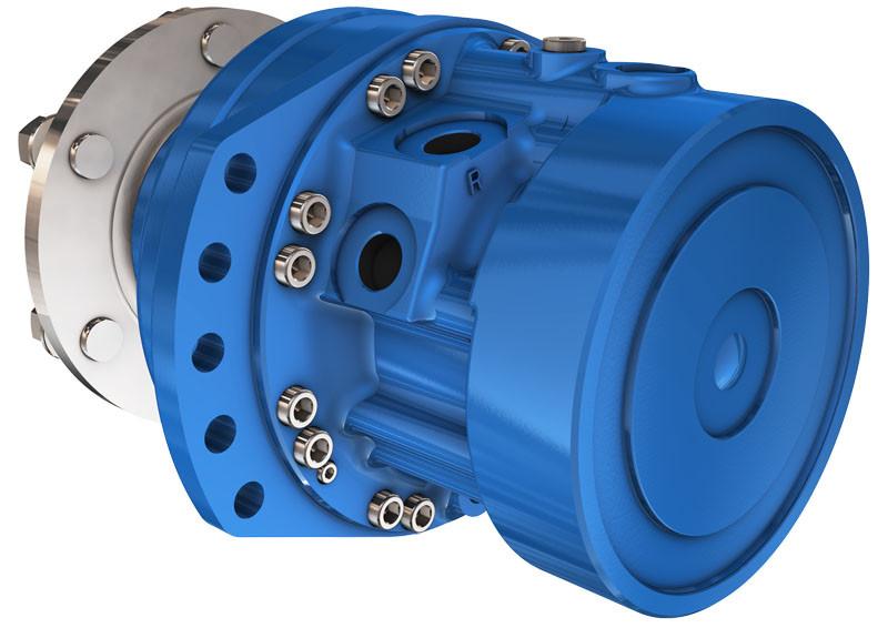 Ремонт гідромоторів самохідних обприскувачів Dammann,Miller Nitro,Case,Pocline(Poclain)