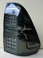 Toyota Hilux Revo 2014 оптика задняя тюнинг LED черная