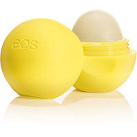 EOS Smooth Sphere Lip Balm (Lemon Drop With SPF 15) - Бальзам для губ (Лимон), 7 г