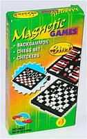 Шахматы 2831 (240) 3в1 мал, в коробке