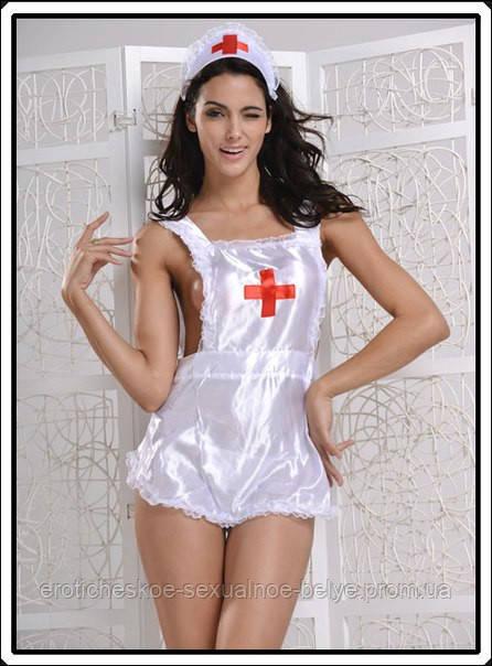 Игровой костюм «Медсестра» / Эротическое белье / Сексуальное белье